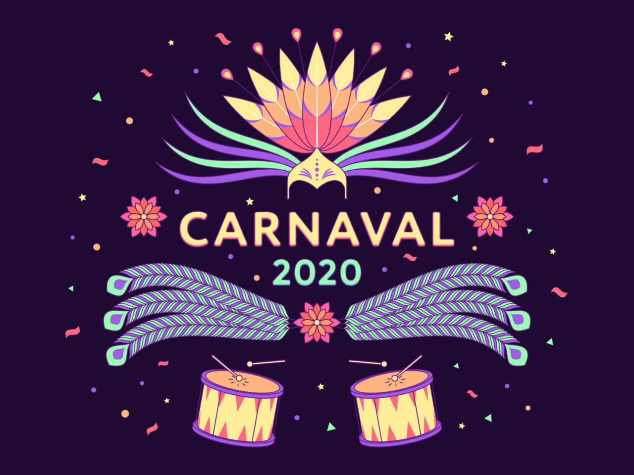 Olé – get dressed up for the Carnival this year!