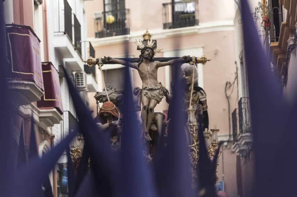 the easter experience in spain