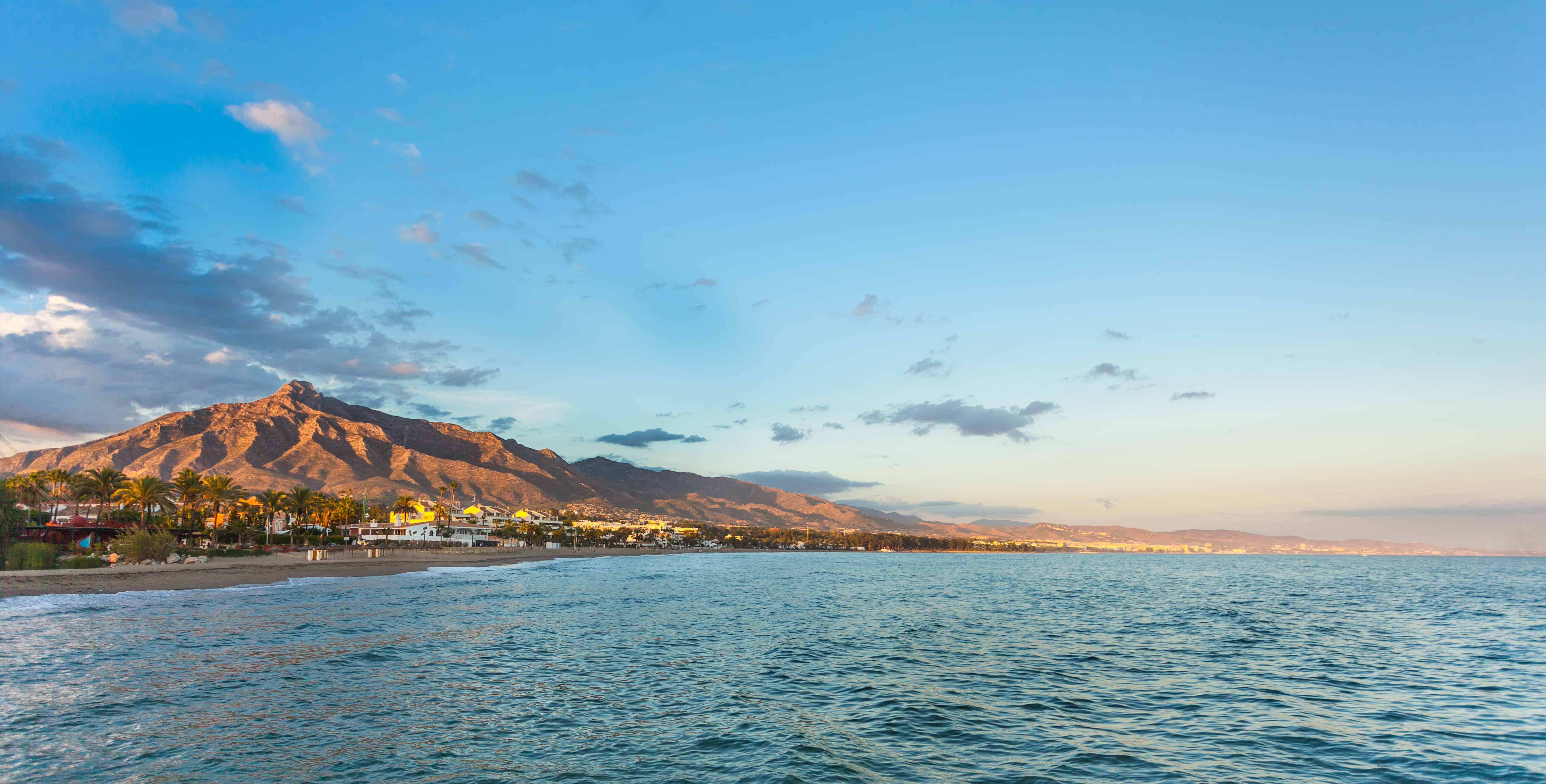 Why winter in Marbella