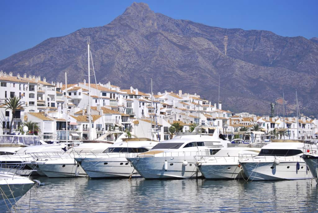 guide to puerto banus