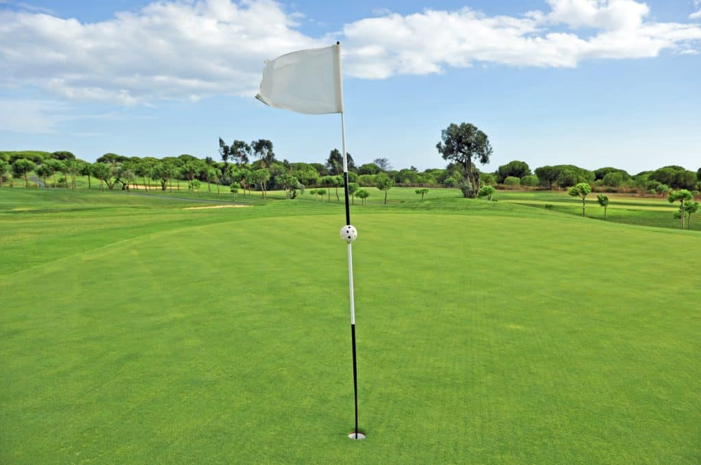 andalucía: green mecca for golf in spain