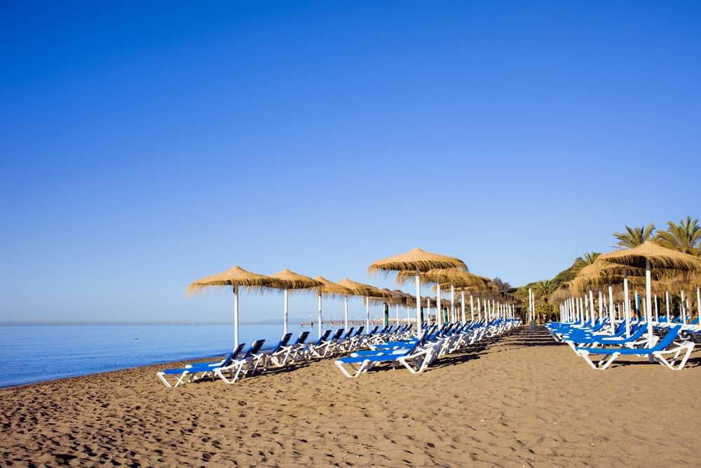 marbella's 'q' quality beaches