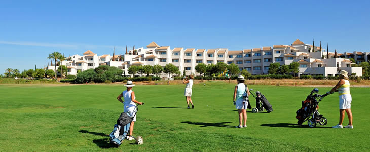 the costa del golf, a golfer's paradise