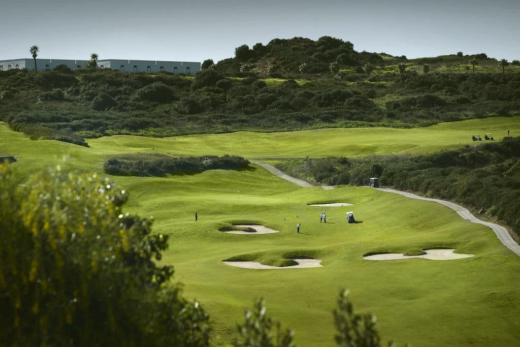 where to live in marbella if you love golf