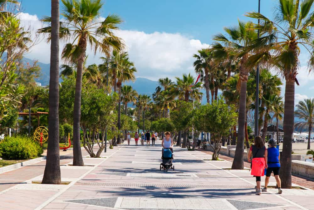 why marbella in autumn is as good as it was last summer!