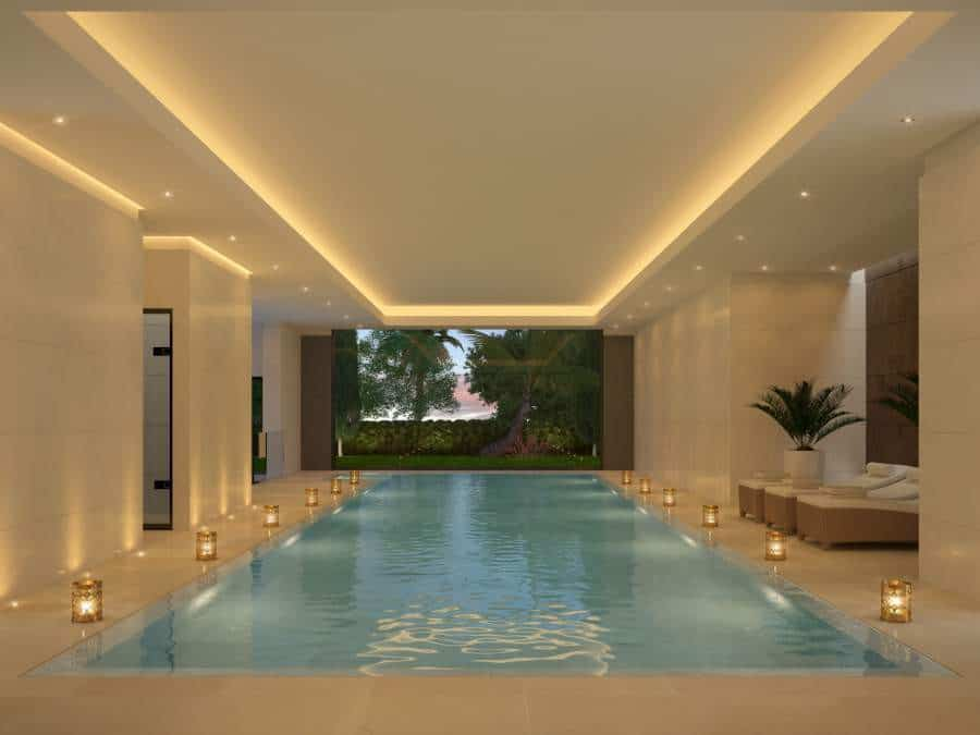 Top Marbella properties with private spas