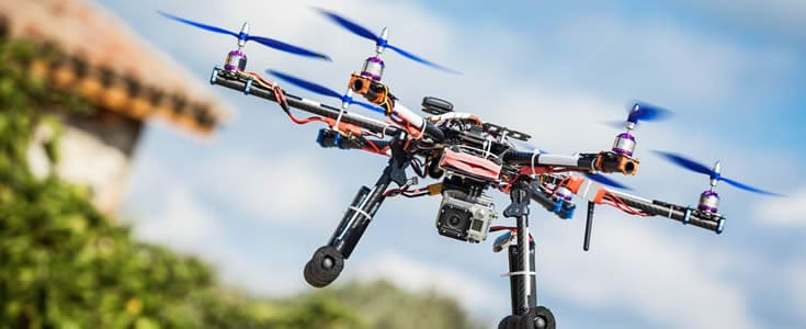 why drones are the next big thing in real estate marketing