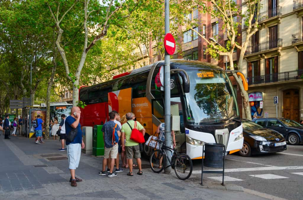 free bus travel for people on the padrón