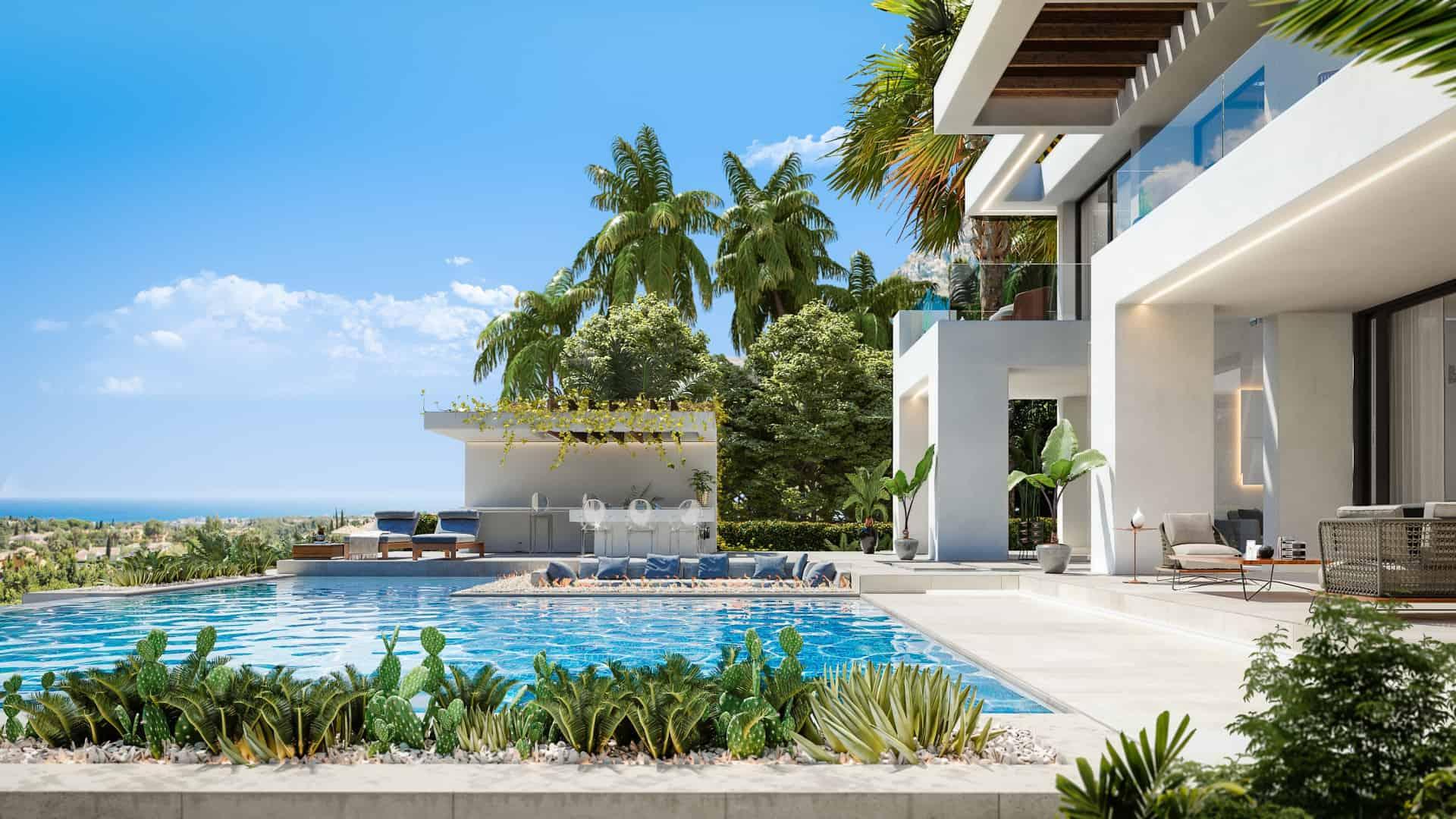 The View, consummate villa luxury in La Resina Golf