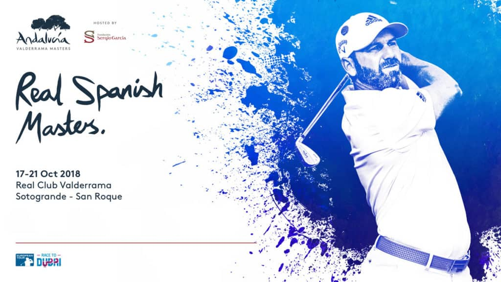 valderrama – the place to be for the andalucía masters tournament!